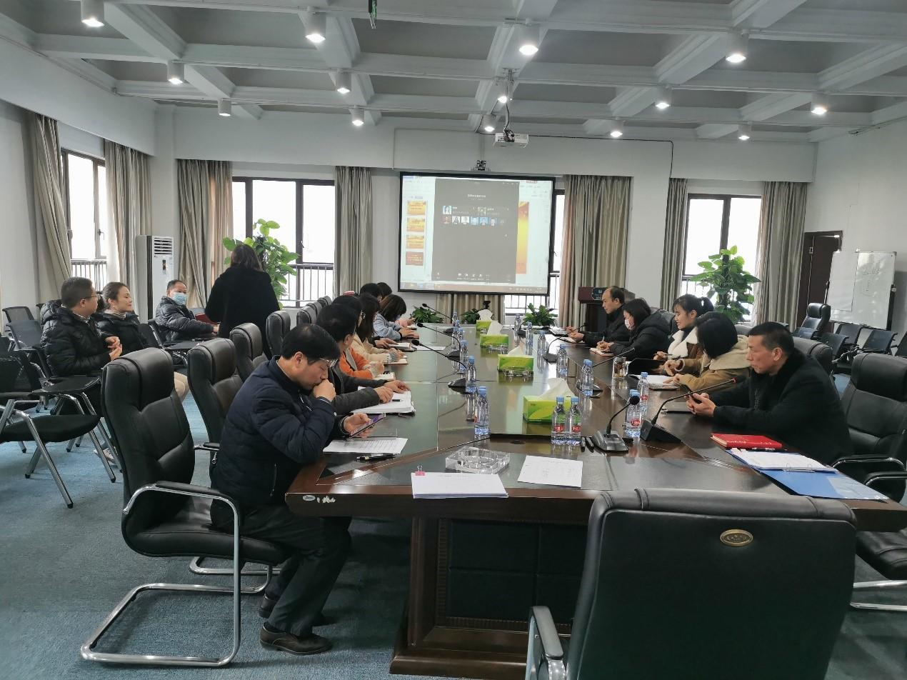 宏帆总部支部开展2月主题党日活动